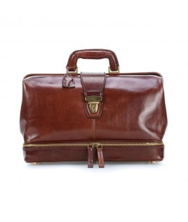 The Bridge Story Man doctor bag leather