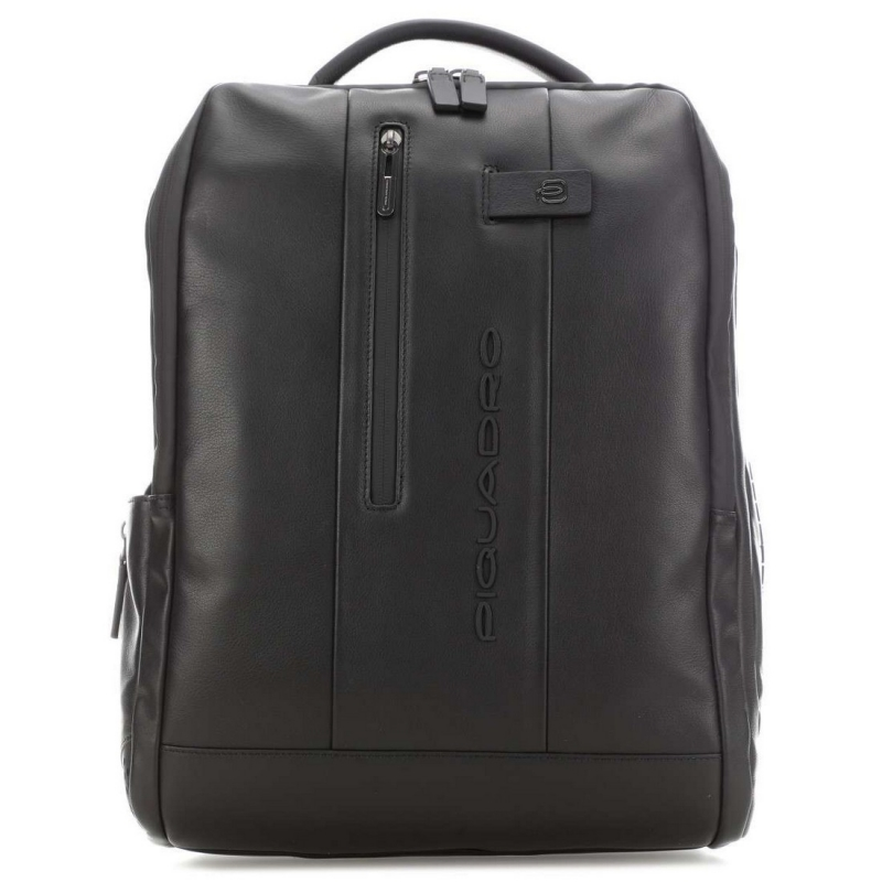 251fd3a3161f Piquadro backpack man computer bag, leather anti-theft Urban