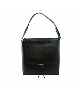 Bag Patrizia Pepe Hobo Shoulder leather