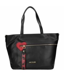 Borsa Shopping Love to Love by Gai Mattiolo con Tracolla