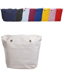 O bag inner bag canvas